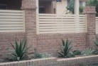 Arrawarra Brick fencing 12