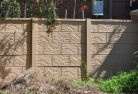 Arrawarra Brick fencing 20