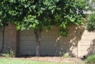 Arrawarra Brick fencing 22