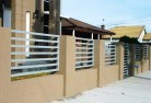 Arrawarra Brick fencing 3