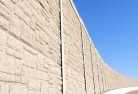 Arrawarra Brick fencing 4