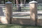 Arrawarra Brick fencing 5