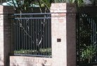 Arrawarra Brick fencing 8